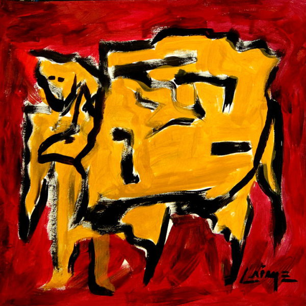 Merchant painting