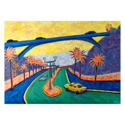 Die bruecke painting