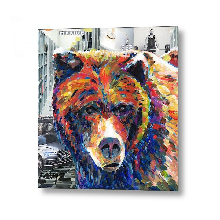 City bear product