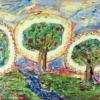 Trinity original painting