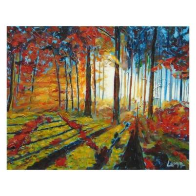 sierra nevada painting cover