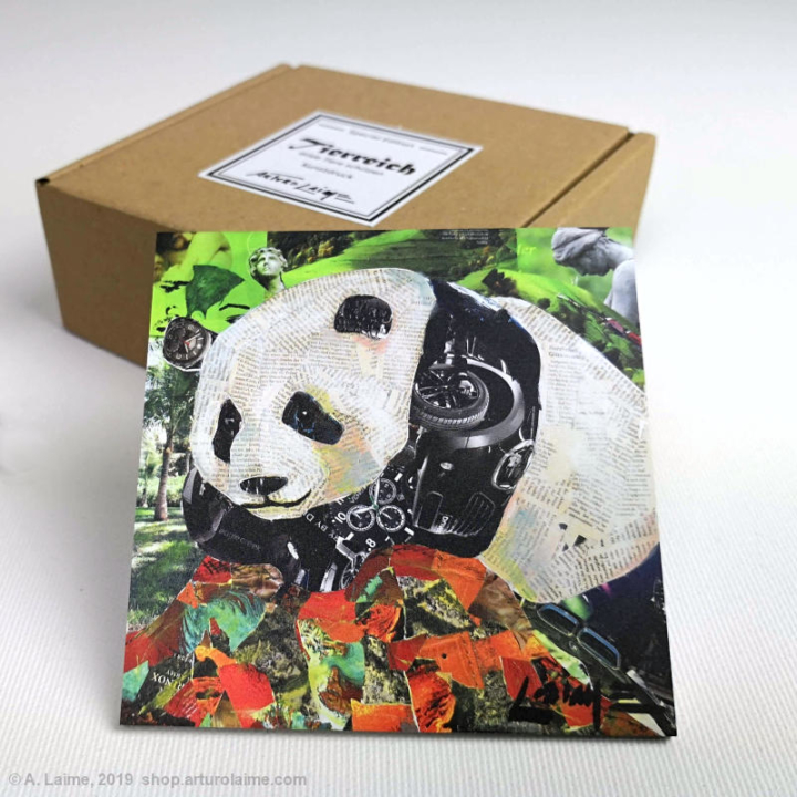 Mini Panda gift box