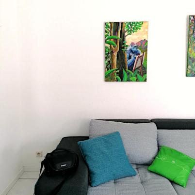 painter gorilla environment 00
