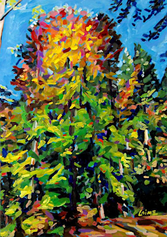 Autumn in Hörden by Arturo Laime